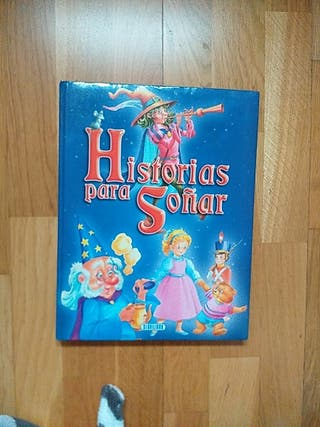 Libro infantil varios cuentos