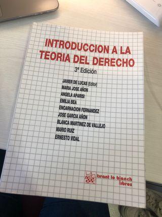 Manual teoría del derecho