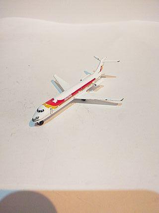 Maqueta avión Iberia