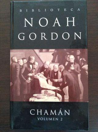NOAH GORDON - Chamán