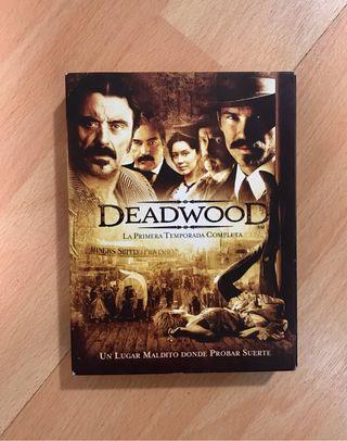 Serie dvd: Deadwood - primera temporada