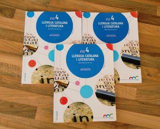 Libro de Catalan 4 ESO