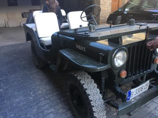 willys willys 1977