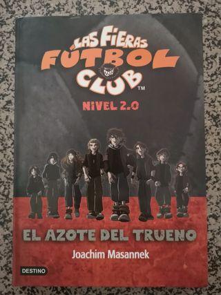 Las Fieras Fútbol Club. Nivel 2.0.