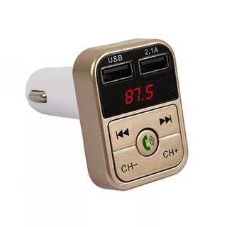 Transmisor FM Bluetooth para coche receptor de Aud