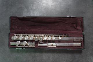 Flauta travesera Yamaha Silver 925