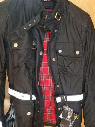 chaqueta moto garibaldi