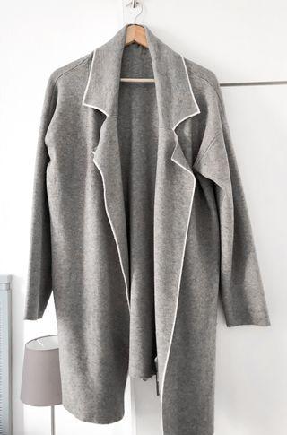 Abrigo Knit Zara L - PERFECTO
