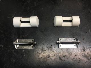 Fiamma kit anclajes para autocaravana hymer