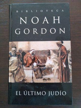 NOAH GORDON- EL ÚLTIMO JUDÍO