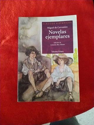 Miguel de Cervantes - Novelas ejemplares