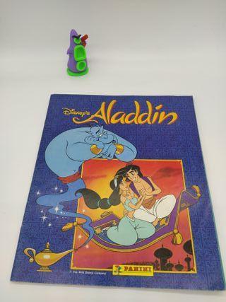 Aladdin album de cromos Panini completo