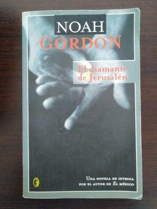 Noah Gordon - El diamante de Jerusalén