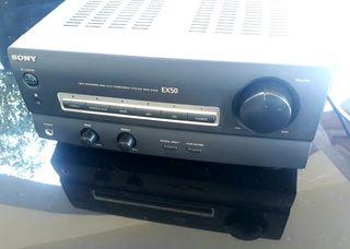 SONY EX50 AMPLIFICADOR