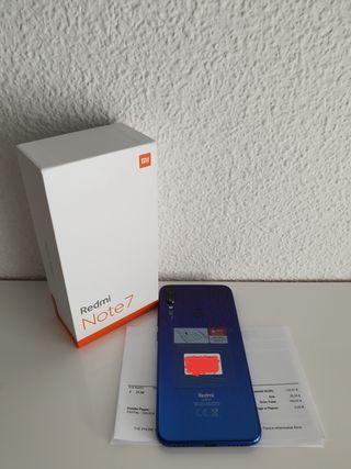 Xiaomi Redmi Note 7 4/64gb (10/19) garantía