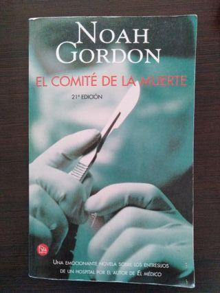 Noah Gordon - El comité de la muerte