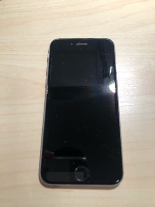 Iphone 6, 64gb, negro