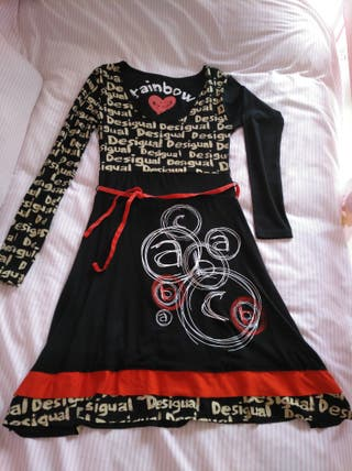 Vestido Desigual para mujer o chica, talla 38