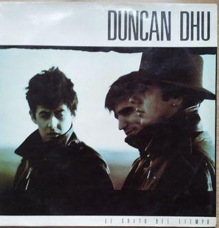 Disco de Vinilo Duncan Dhu El Grito Del Tiempo