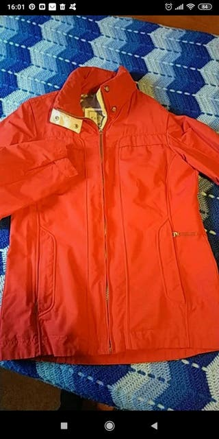 Impermeable mujer