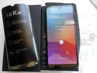 LG K50s 32GB Libre A Estrenar.