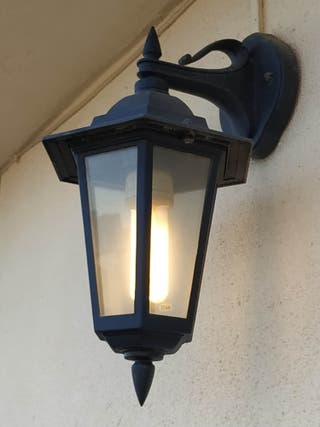 Linternas de jardín / exterior para paredes