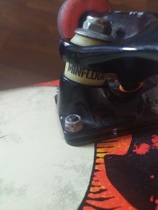 patineta Poder Peralta