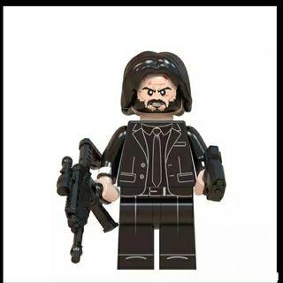 Lego Jhon Wick.
