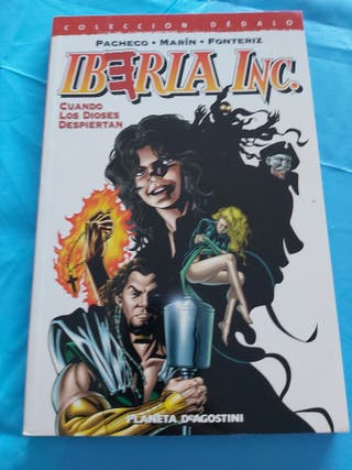 comics iberia inc de pacheco