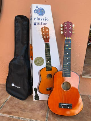 Guitarra de niños@s