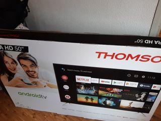 """tv Smart 4k 50"""" thomson"""