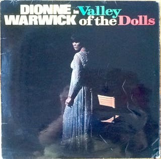 "DIONNE WARWICK ""VALLEY OF THE DOLLS"" LP"