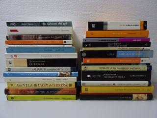 Llibres: Pack 27 novel·les en català (libros)