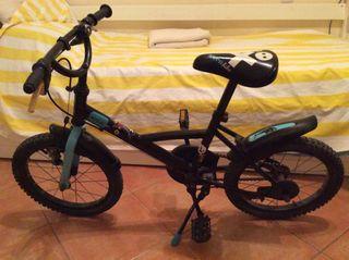 Bicicleta niño 4-9 años. Niños y niñas