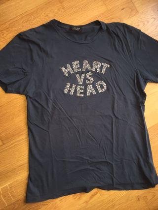 Camiseta de ZARA talla M Hombre