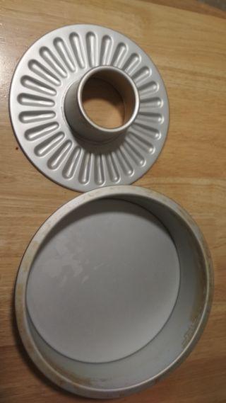 molde de tarta. recipiente para tartas Ikea. horno