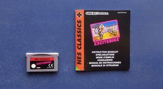 Excitebike NES Classics