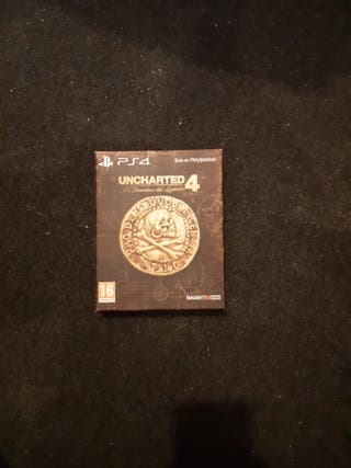 Uncharted 4 limited edition