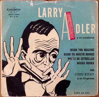 """LARRY ADLER """"BEGIN THE BEGUINE"""" Ep 7"""""""