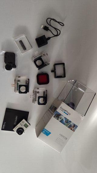 carcasas GoPro 3