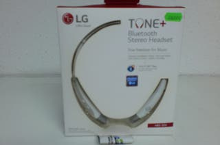 AURICULARES LG BLUETOOTH STEREO HEADSET