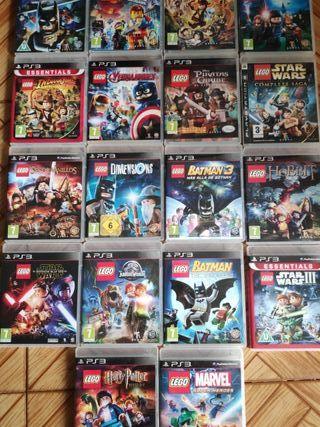 Juegos de Lego PS3