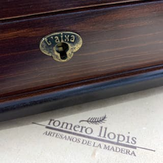 Expositor de Estilográficas Artesano ROMERO LLOPIS