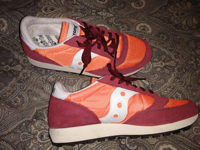 zapatillas Saucony T42