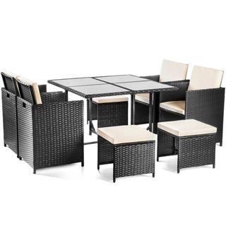 Set muebles jardin OLBIA Mchaus