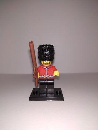 Soldado Inglés tipo LEGO