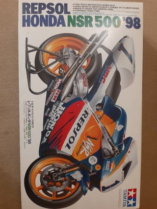 Modelo de moto Honda