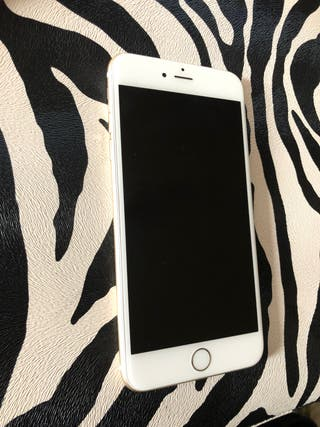 iPhone 6 Plus dorado