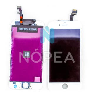Pantalla iPhone 6 - Blanco/Negro