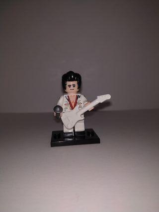 Elvis tipo LEGO